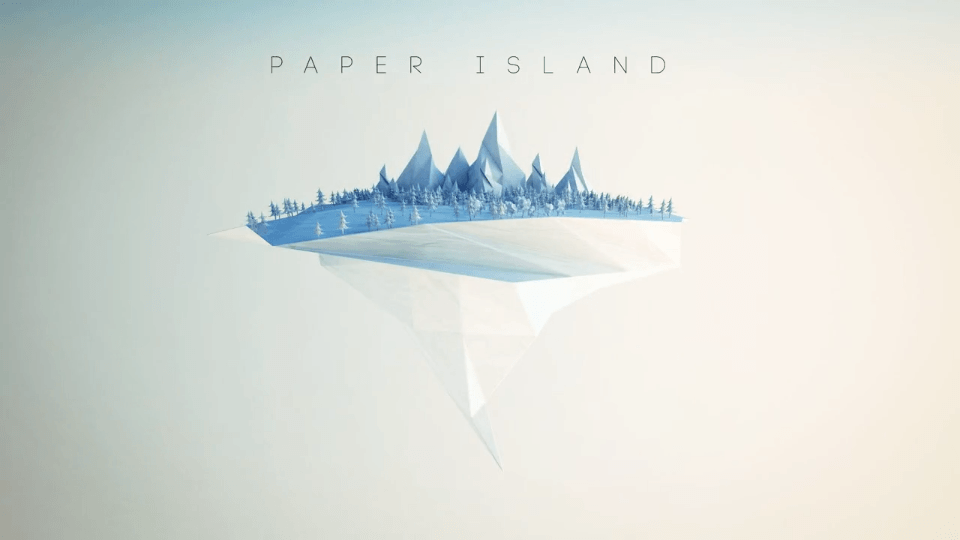 Paper Island – video from vimeo